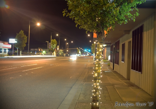 State Avenue in Marysville Washington - June 18, 2013