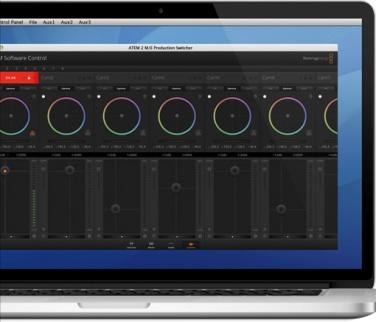 Camera Control In The New Blackmagic Design Software Jesse S Gear